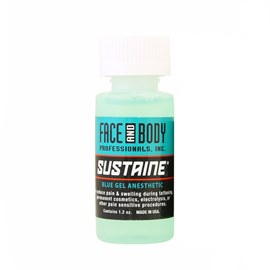 Face&Body Sustaine Blue Gel